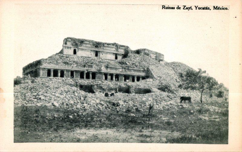 Fotos de Sayil, Yucat�n, M�xico: Ruinas de Sayil