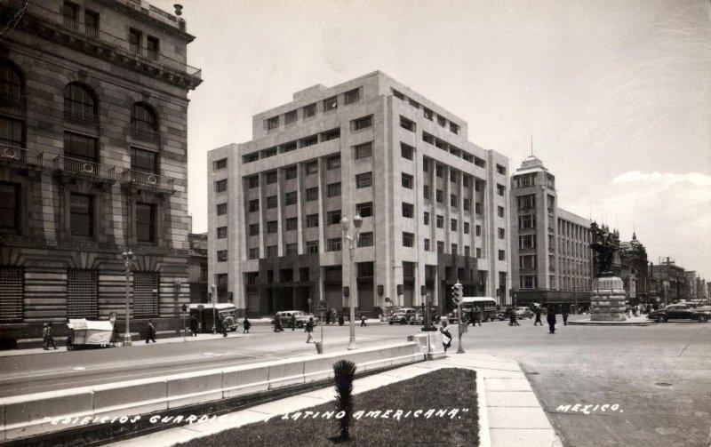 Edificios Guardiola y Latinoamericana