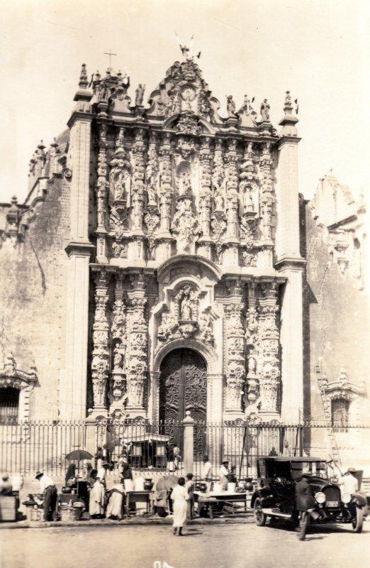 El Sagrario de la Catedral de la Ciudad de México