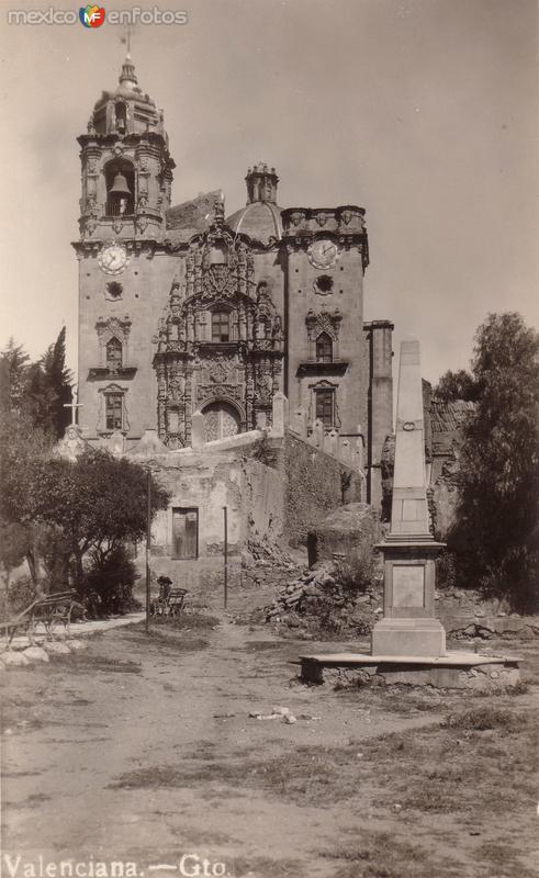 Templo de la Valenciana