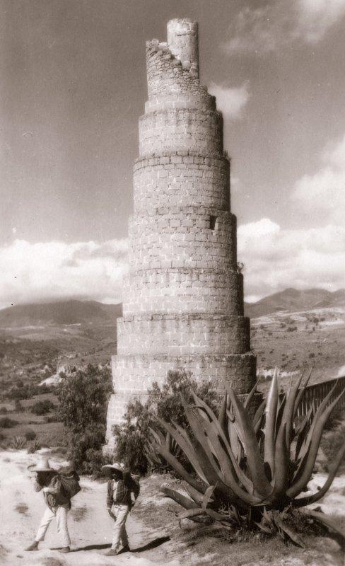 Torre del Acueducto de los Remedios