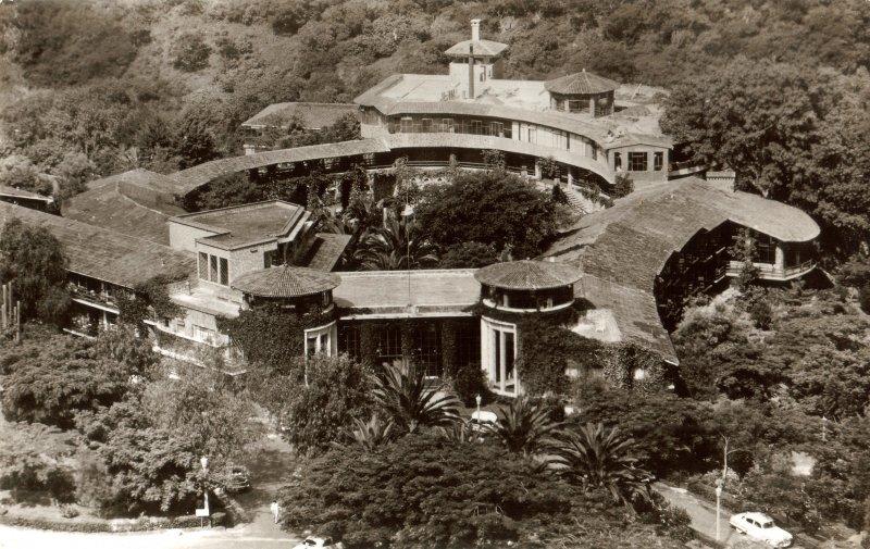 Balneario de San Juan de Purúa