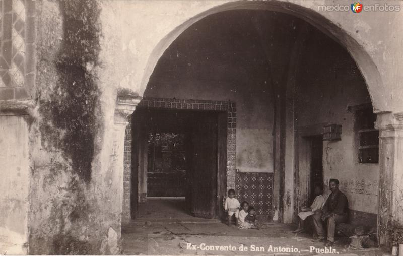 Ex Convento de San Antonio