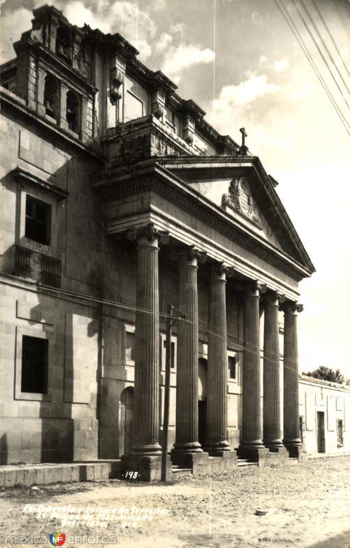 Ex Convento y Templo de Teresitas
