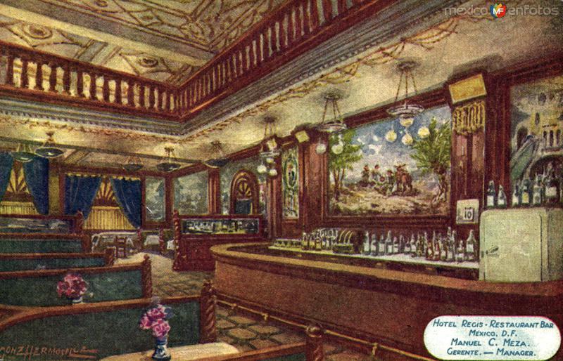 Restaurante y Bar del Hotel Regis