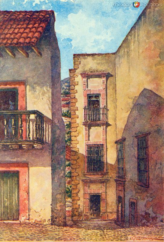 Calle Típica de Taxco