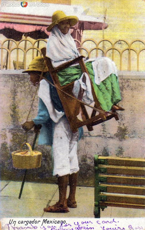 Un cargador mexicano