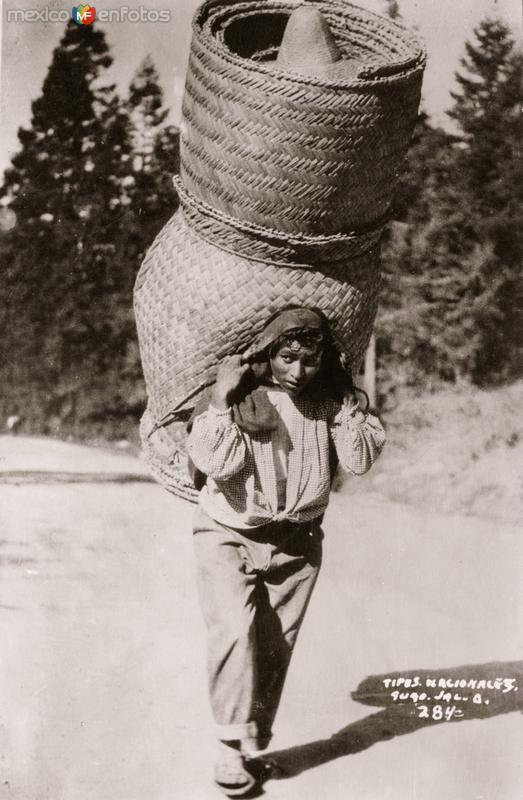 Vendedor de sombreros