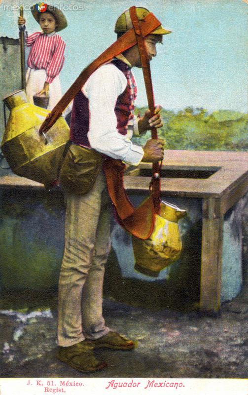 Aguador mexicano