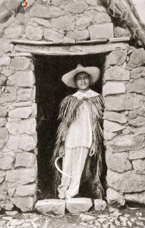 Indio de San Juan Teotihuacán