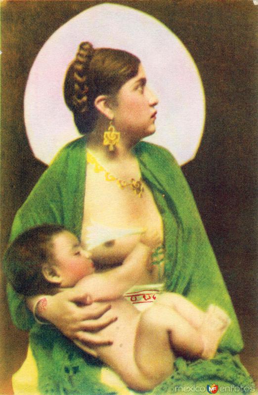 No. 19: La Madonna Mexicana