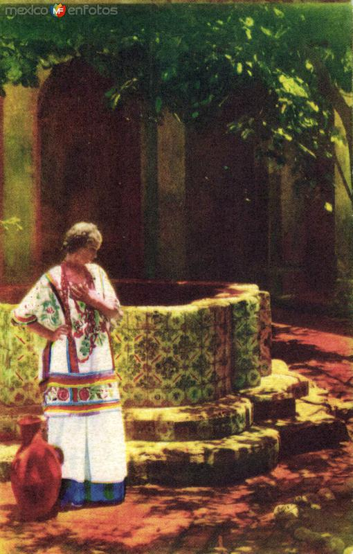 No. 27: La Muchacha de Huautla