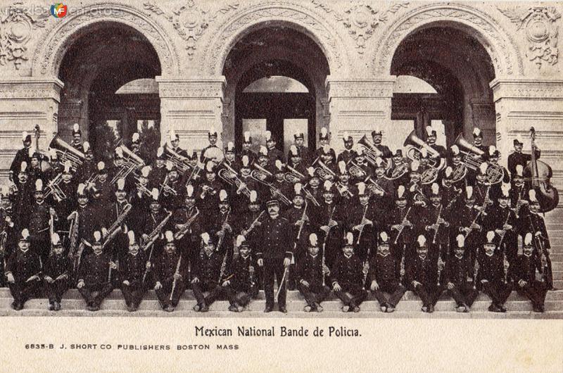 Banda Nacional de Policía