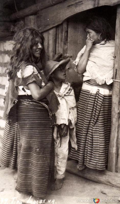 Tipos indígenas