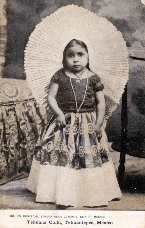 Niña Tehuana