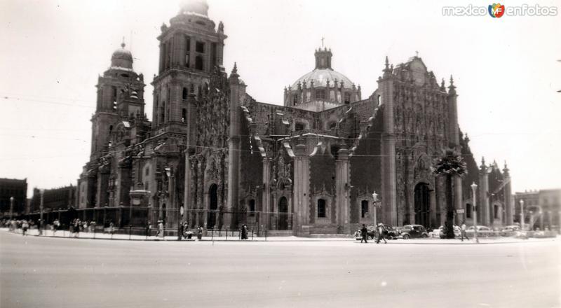 Fotos de Ciudad de M�xico, Distrito Federal, M�xico: Catedral Metropilitana