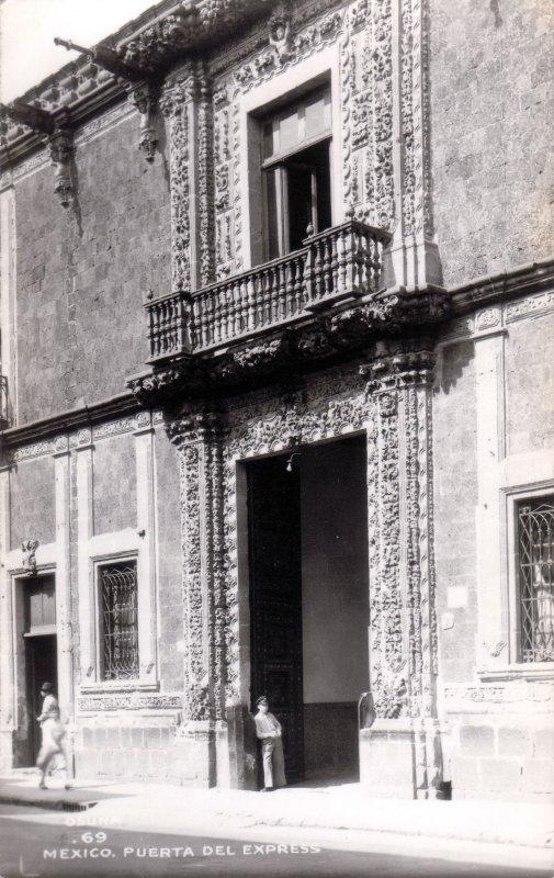 Puerta del Express
