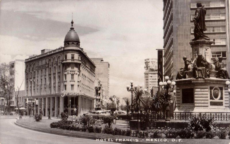 Fotos de Ciudad de México, Distrito Federal, México: Hotel Francis