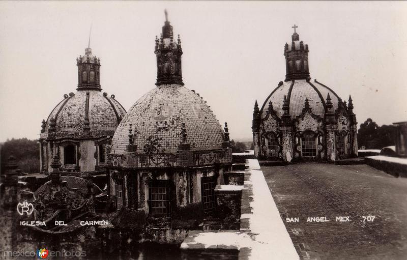 Fotos de Ciudad de M�xico, Distrito Federal, M�xico: San Angel