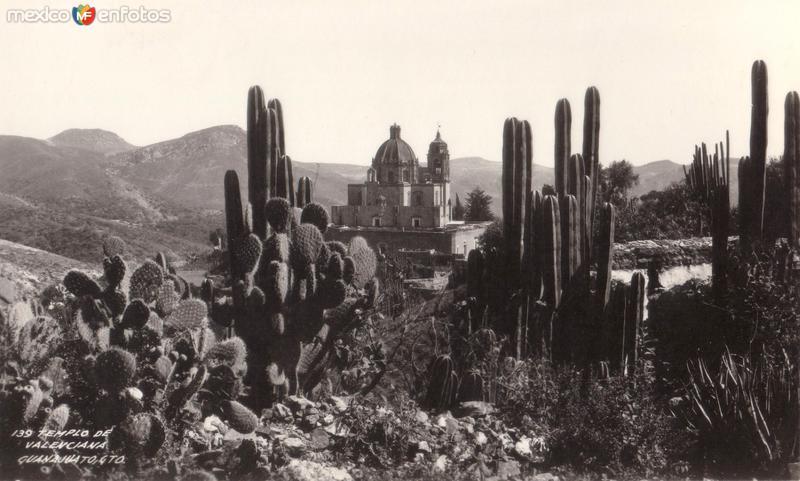 Templo de Valenciana