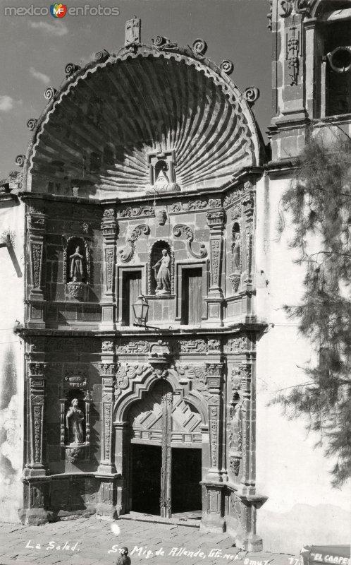 Arquitectura colonial en San Miguel de Allende