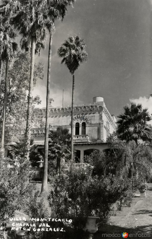 Villa Montecarlo