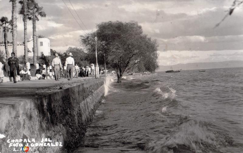 De paseo por Chapala
