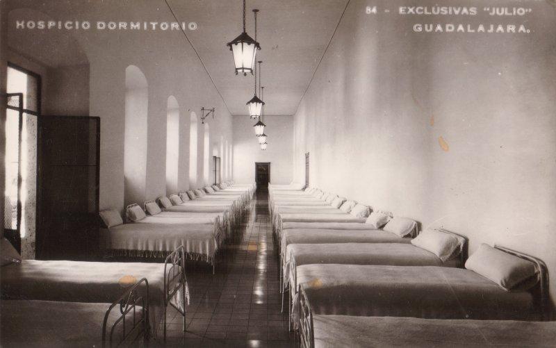 Dormitorio del Hospicio