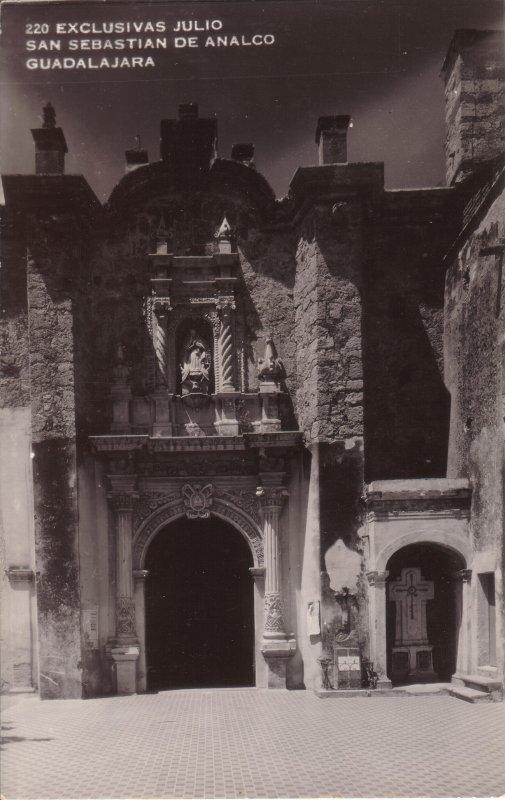 San Sebastián de Analco