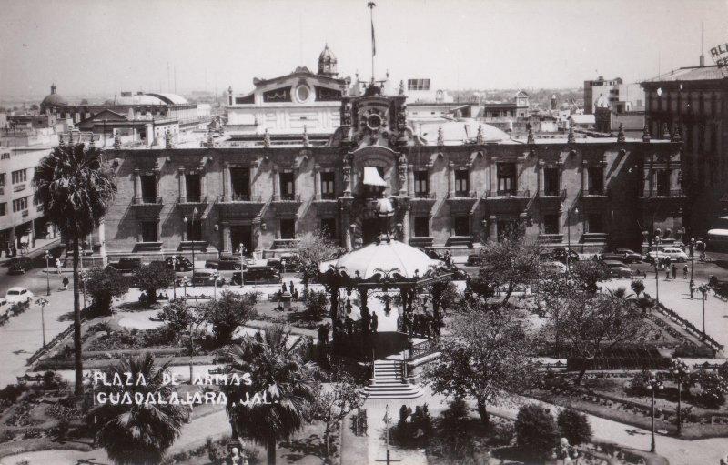 Fotos de Guadalajara, Jalisco, M�xico: Plaza de Armas