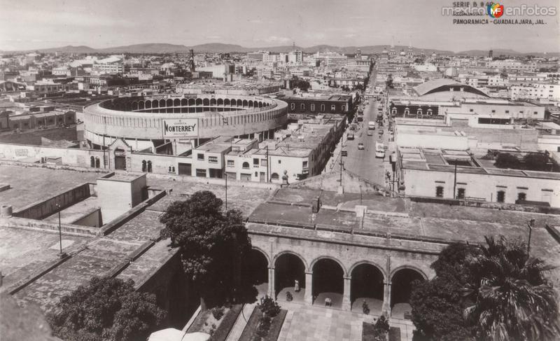Panorámica de Guadalajara