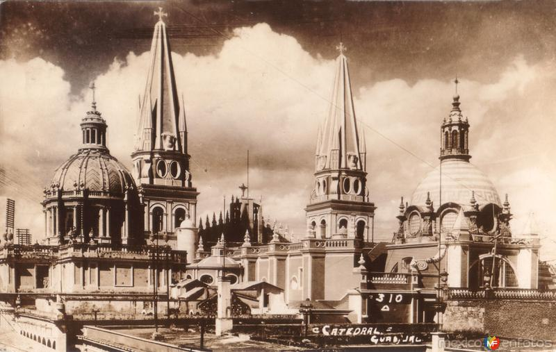 Fotos de Guadalajara, Jalisco, México: Catedral de Guadalajara
