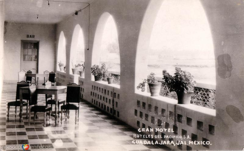 Gran Hotel. Hoteles del Pacífico, S. A.