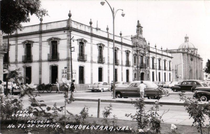 Fotos de Guadalajara, Jalisco, México: Palacio de Justicia