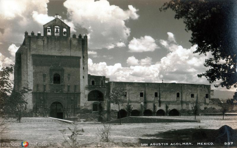 San Agustín Acolmán