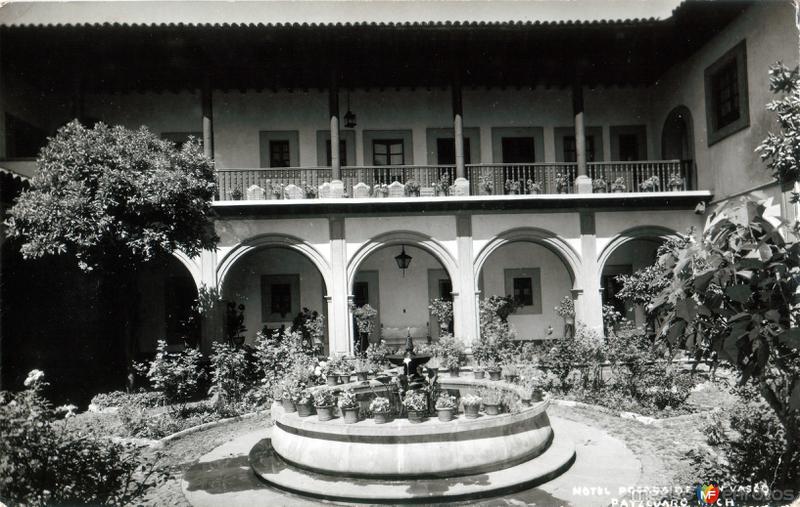 Hotel Posada de Don Vasco