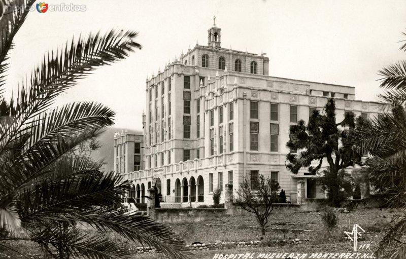 Fotos de Monterrey, Nuevo Le�n, M�xico: Hospital Muguerza