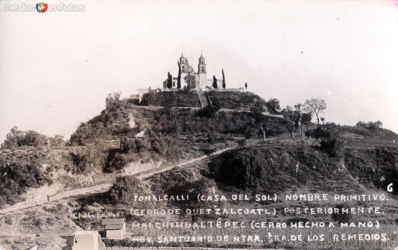 Tonalcalli (Casa del Sol), nombre primitivo