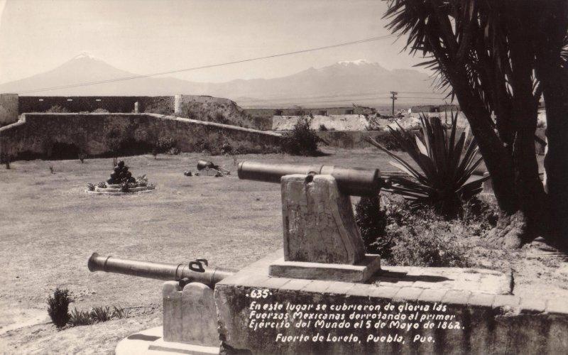 Fotos de Puebla, Puebla, M�xico: Fuerte de Loreto