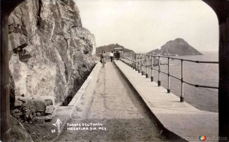 Puente del Tunel