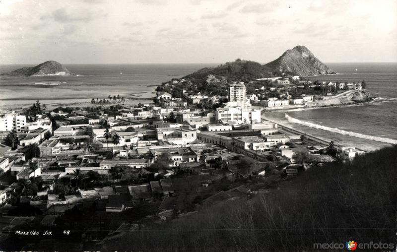 Panorámica de Mazatlán