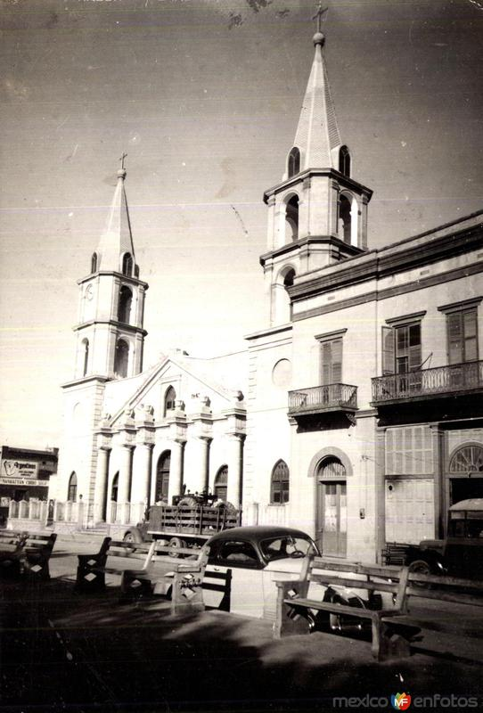 Fotos de Matamoros, Tamaulipas, M�xico: Catedral