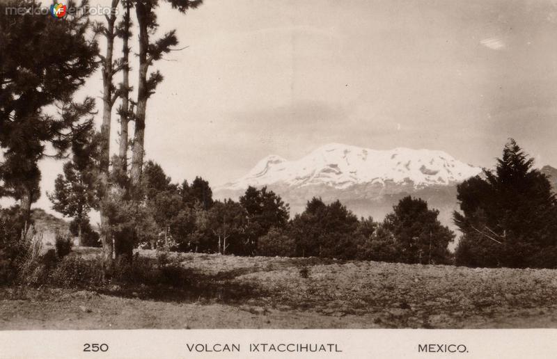 Volcán Iztaccíhuatl
