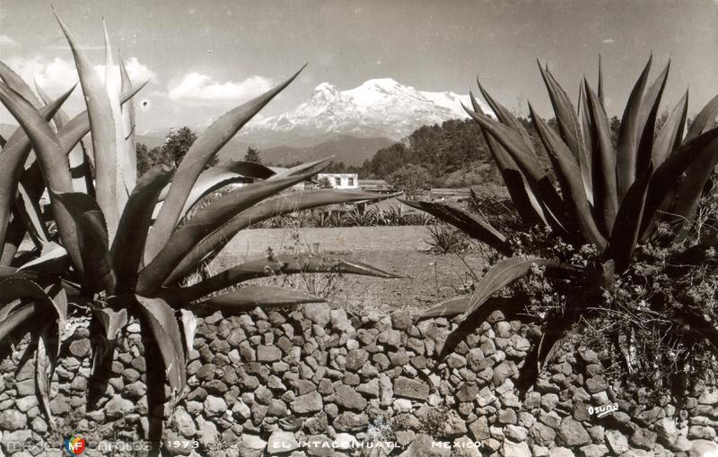 Fotos de , , M�xico: Volc�n Iztacc�huatl