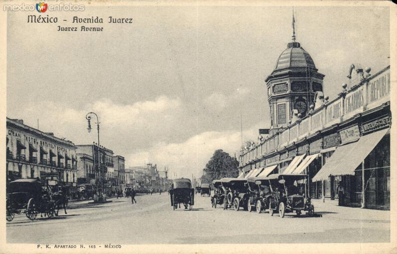 Ave Juárez