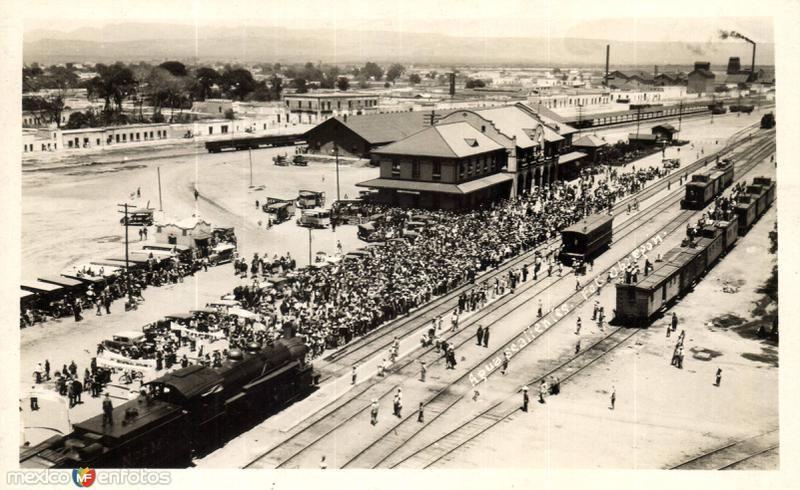 Estación del Ferrocarril de Aguascalientes
