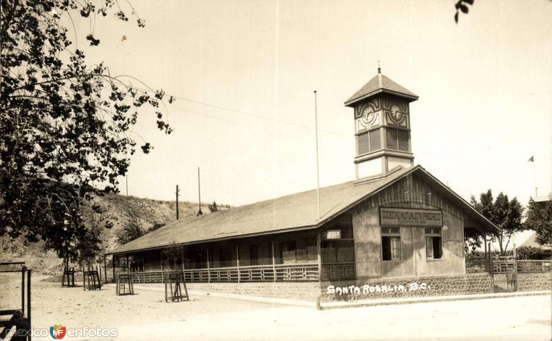 Sociedad Mutualista Progreso. Fundada en 1916