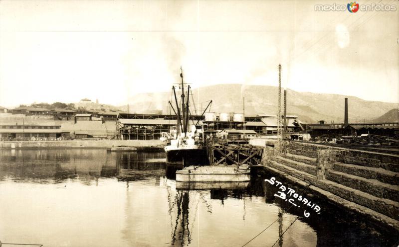 Bahía de Santa Rosalía