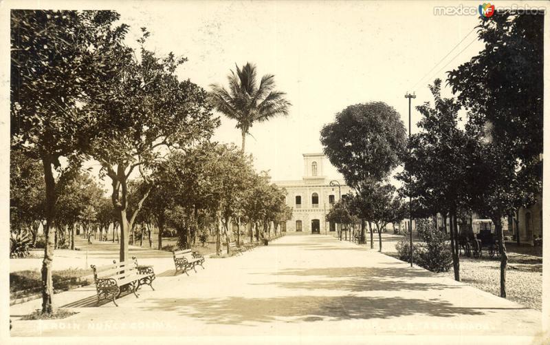 Jardín Nuñez
