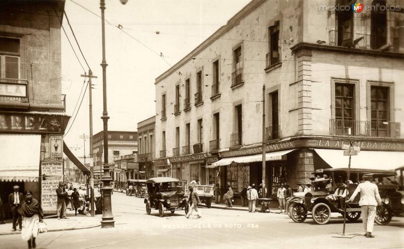 Calle de Soto